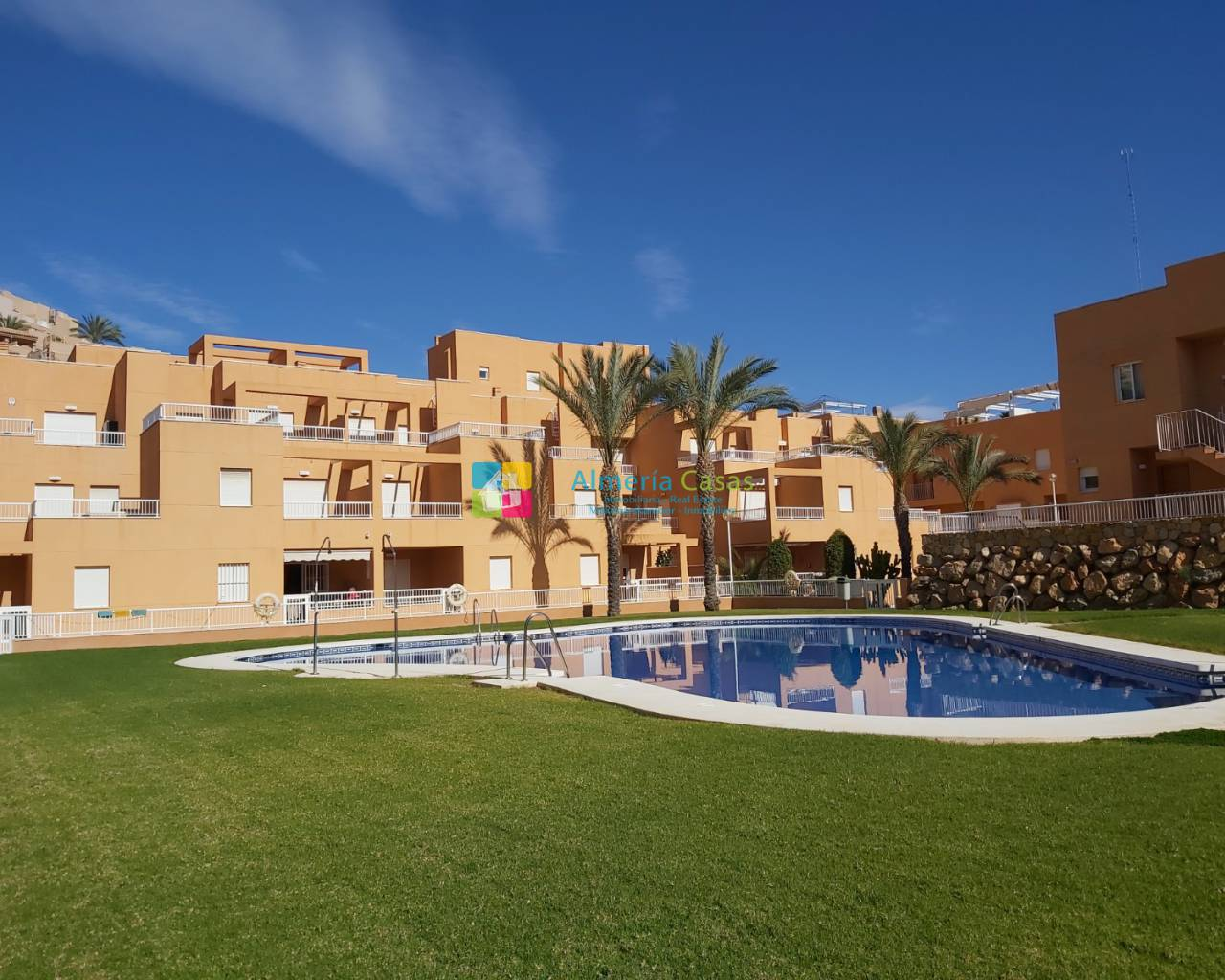 Appartement - Resale - Mojacar - Mojácar Playa