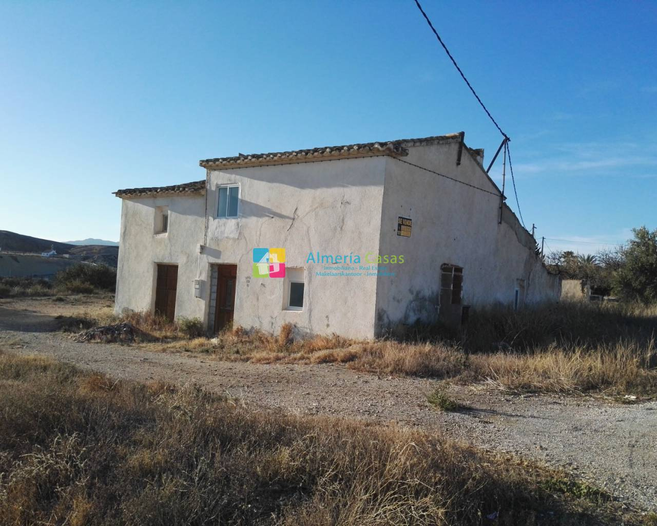 Country House - Resale - Albox - Locaiba
