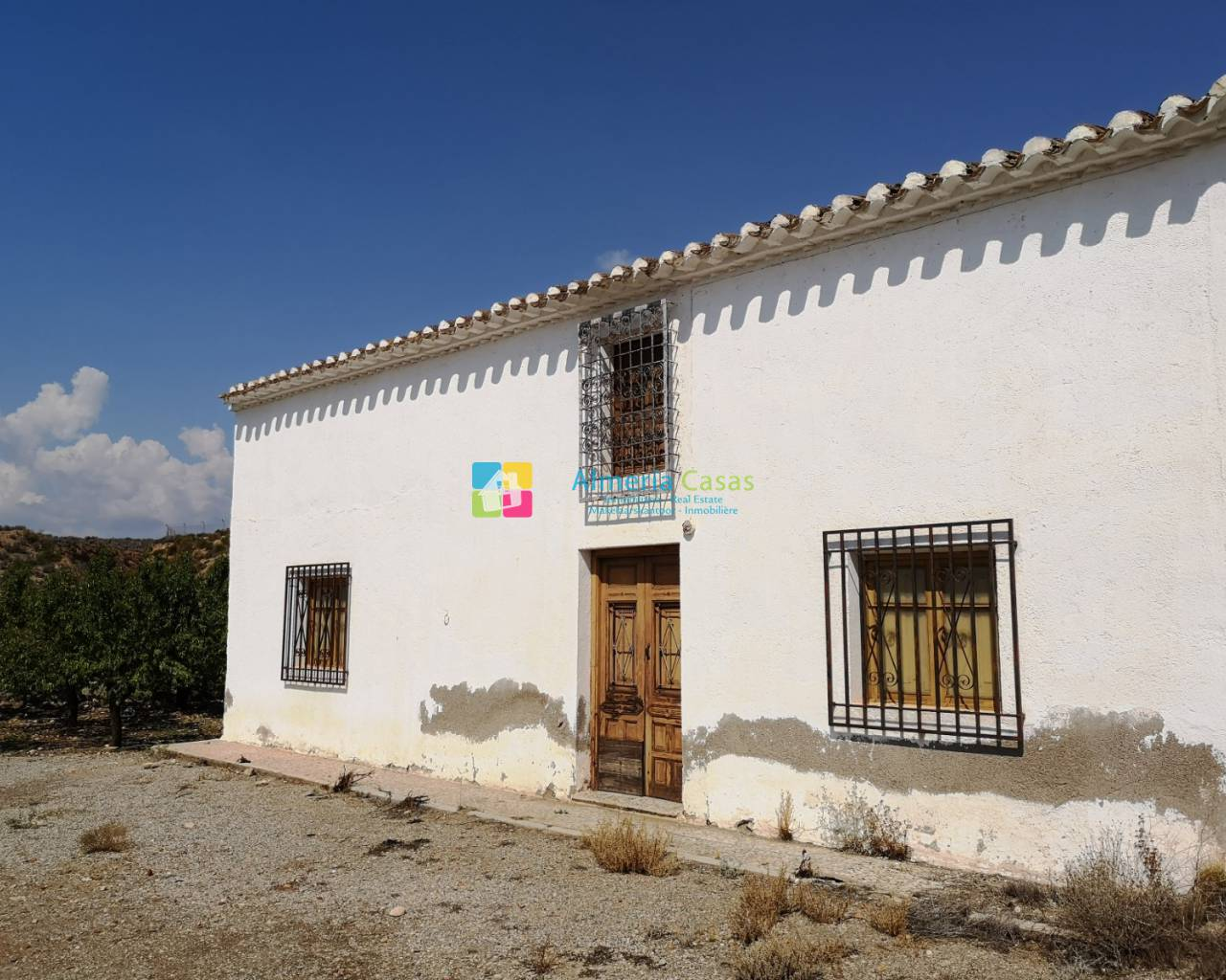 Country House - Resale - Albox - Saliente Bajo