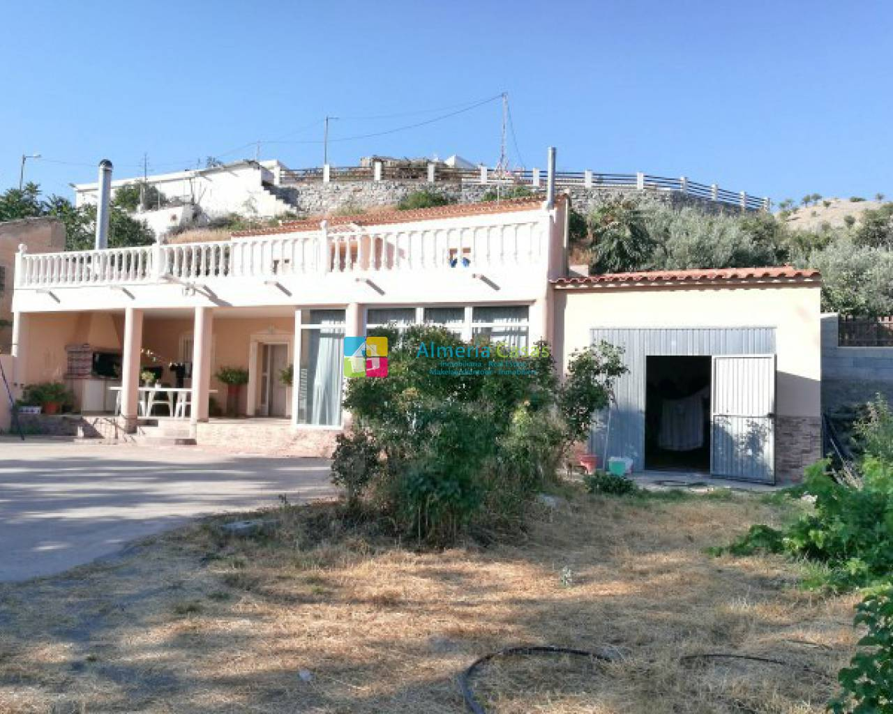 Country House - Resale - Oria - Rambla de Oria