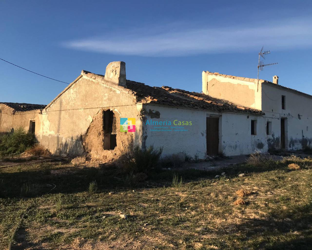 Country House - Resale - Partaloa - La Piedra Amarilla