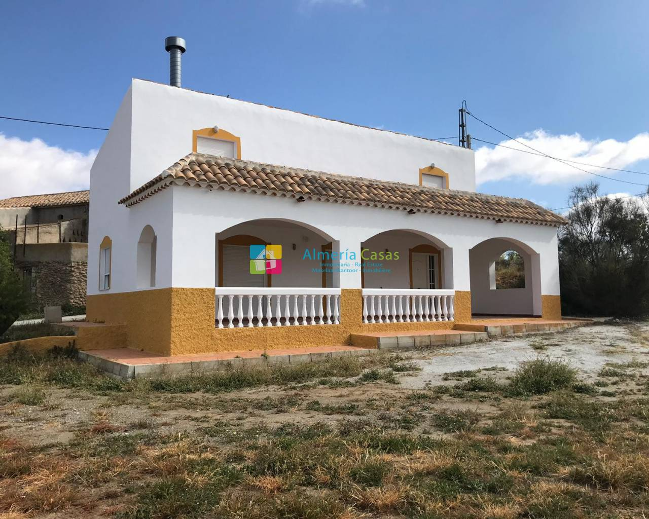 Villa - New Build - Oria - Oria